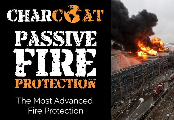 CharCoat Saves Lives