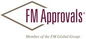 FM Approvals Certified