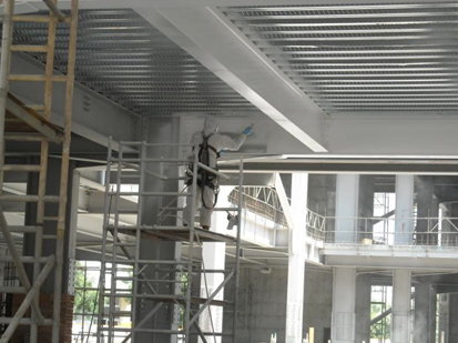 Structural Steel Fire Coatings